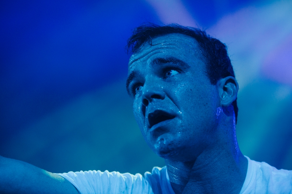 Future Islands (Roskilde Festival 2014)
