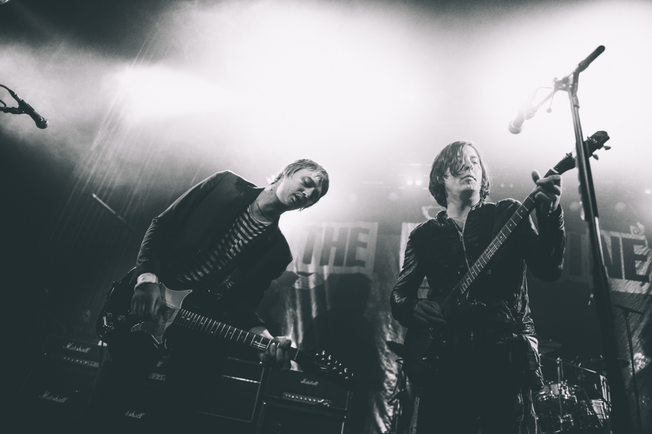 The Libertines (Photo by Tom Spray)