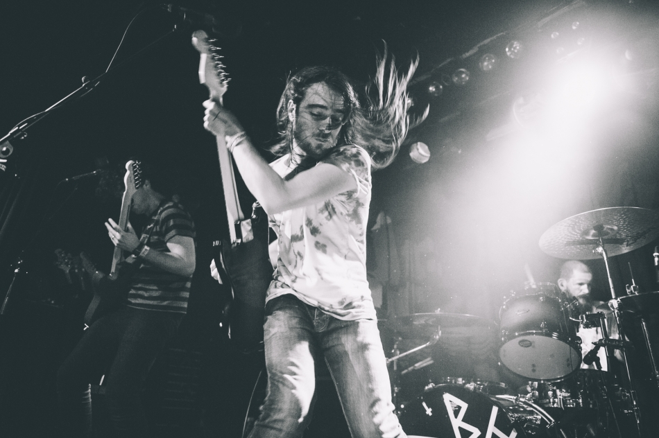 Pulled Apart By Horses (Photo by Tom Spray)