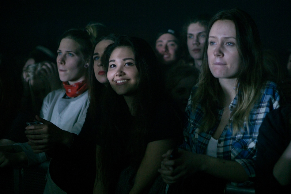 Crowd (Photo: James Hjertholm)