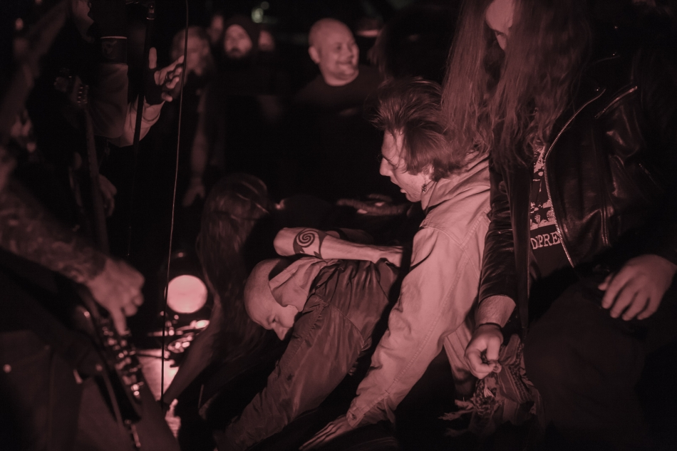 Eyehategod (photo by Morten Aagaard Krogh)