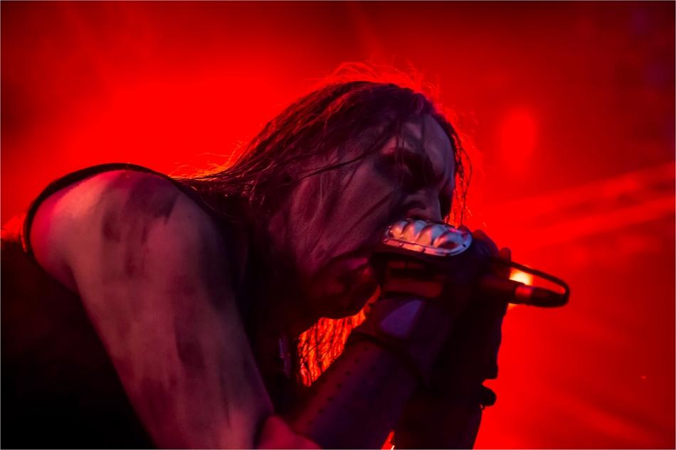 Marduk live at Roskilde Festival