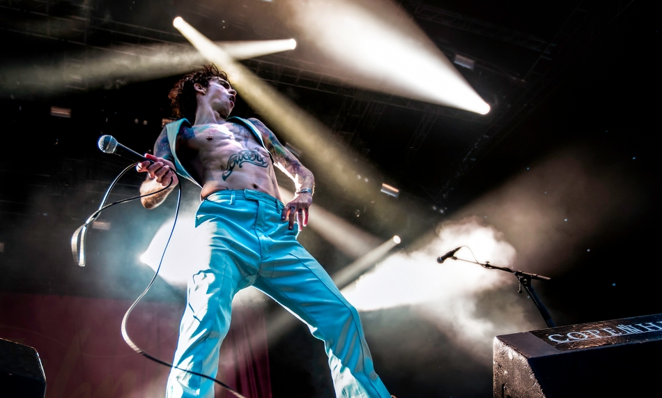 The Darkness live at Copenhell