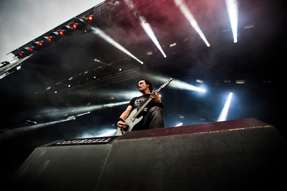 Gojira live at Copenhell