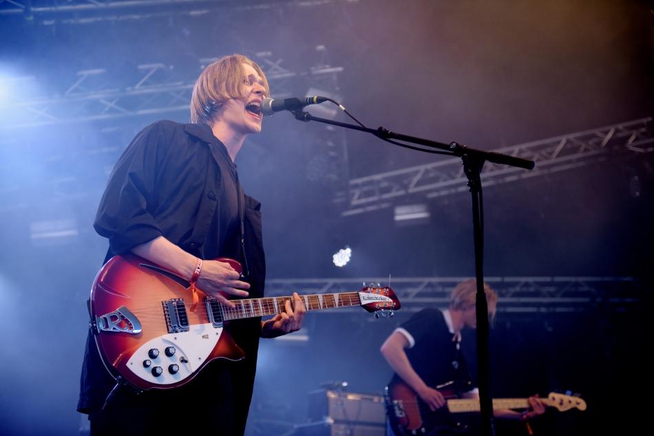 Roskilde Festival 2015 Communions