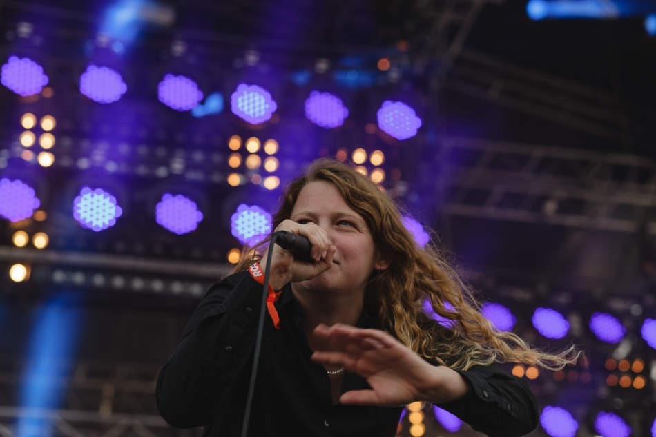 Kate Tempest (photo Morten Aagaard Krogh)