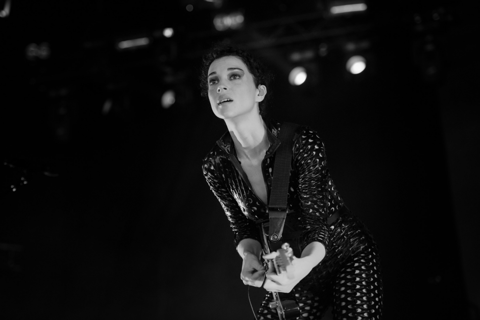 St. Vincent (Photo by Morten Aagaard Krogh)