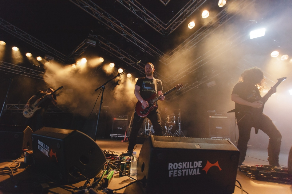 Pallbearer (photo by Morten Aagaard Krogh)