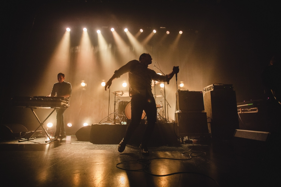 Future Islands - Photo Morten Aagaard Krogh