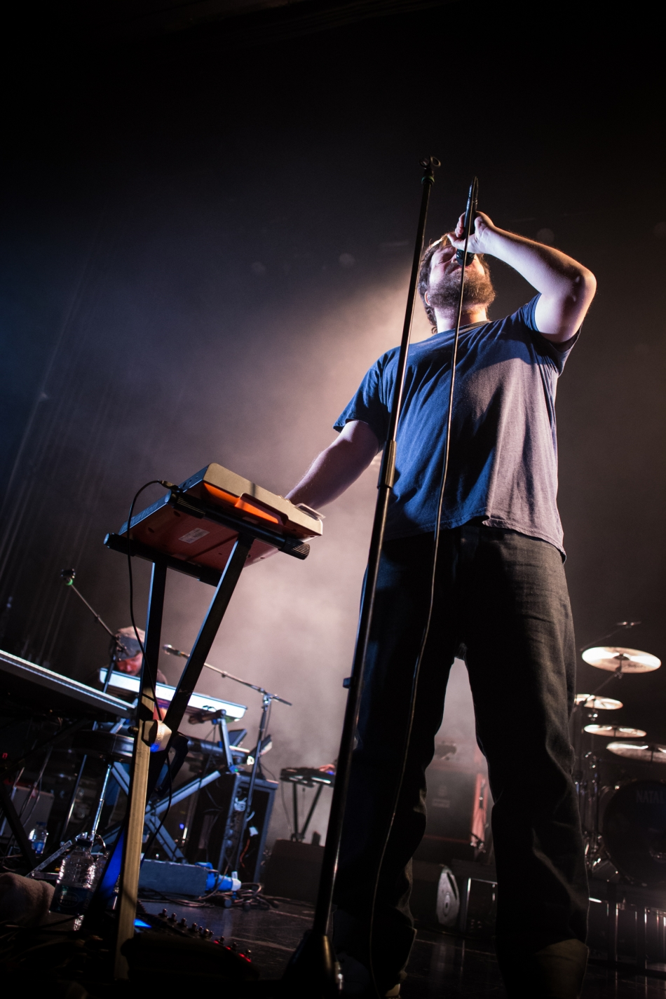 John Grant - Photo by Johannes Leszinski