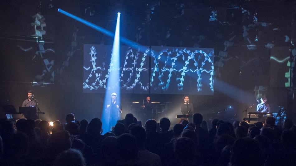 Laibach photo by Johannes Leszinski