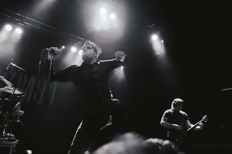 Deafheaven (Photo by Tom Spray)