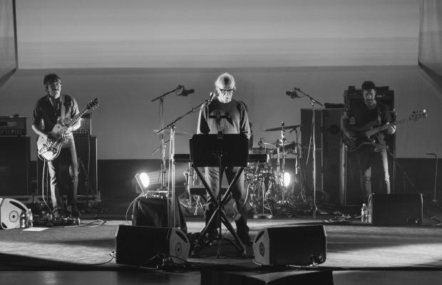 John Carpenter performing live at DR Koncerthuset