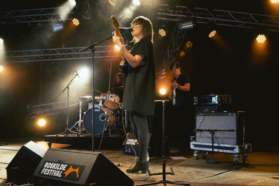 cate le bon live roskilde festival