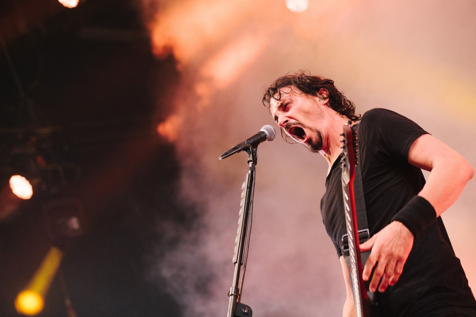 Gojira- Photo by Morten Aagaard Krogh