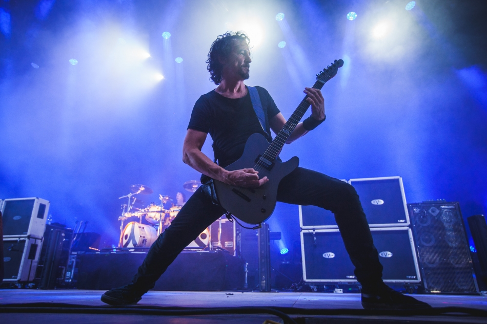 Gojira - Photo by Morten Aagaard Krogh