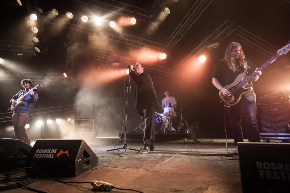 Protomartyr - Photo by Morten Aagaard Krogh