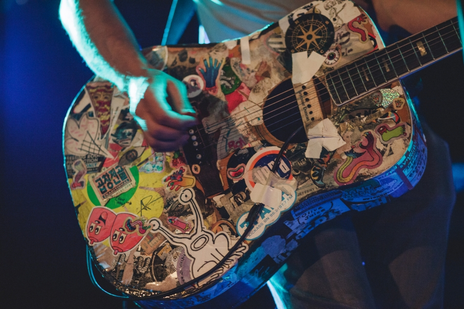 Jeffrey Lewis live at Stengade 2016