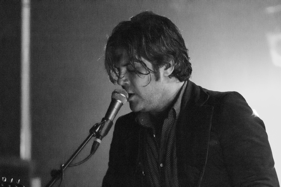 Ed Harcourt live in Copenhagen at Pumpehuset