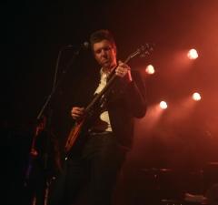 Hamilton Leithauser of the Walkmen live solo Vega Copenhagen