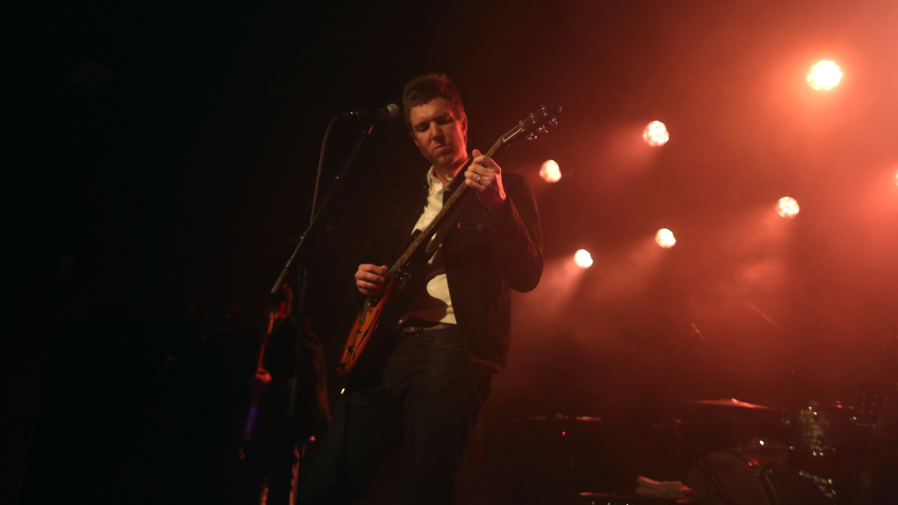 Hamilton Leithauser of the Walkmen live solo Vega Copenhagen