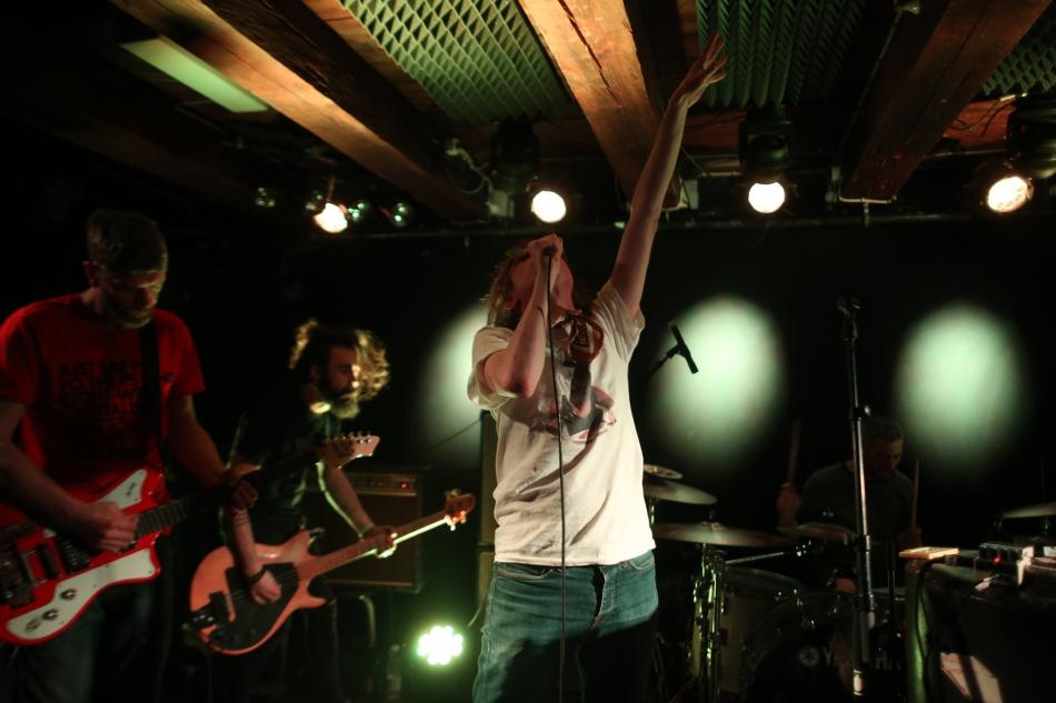 Gnod live at Loppen Copenhagen