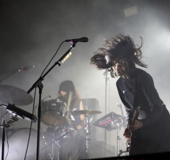 Warpaint live at Roskilde Festival 2017