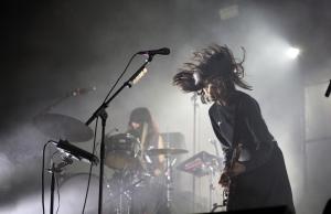 Warpaint live at Roskilde Festival 2017