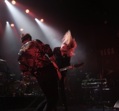 The Kills live at Vega in Copenhagen