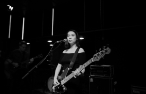 Mitski live at Ideal Bar Copenhagen