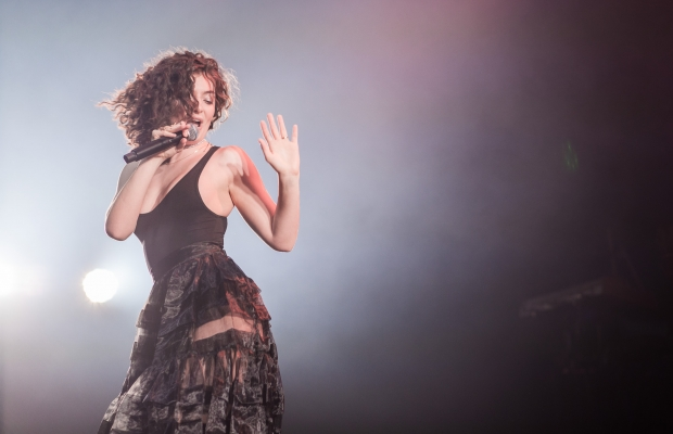 Lorde live at Roskilde Festival 2017