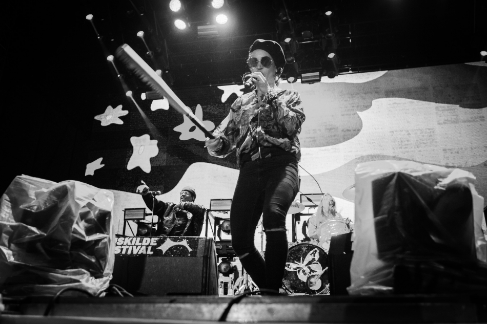 The Avalanches live at Roskilde Festival 2017