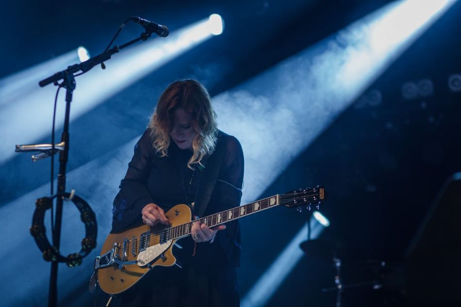 Slowdive live at Roskilde Festival 2017