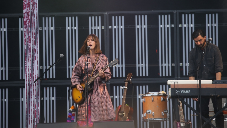 Feist live at Haven Festival Copenhagen