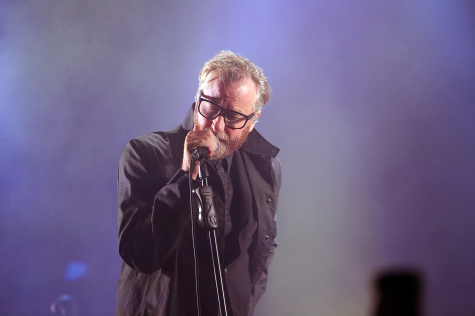 The National live at Haven Festival Copenhagen