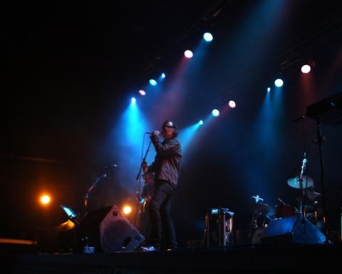 Mark Lanegan live at Amager Bio Copenhagen