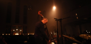 The Necks live at Brorsons Kirke in Copenhagen