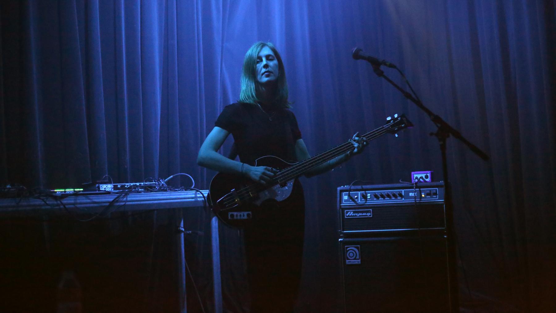 Carla dal Forno live at Alice Copenhagen