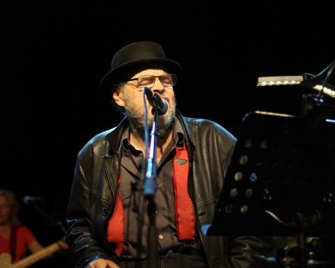 Pere Ubu live at Hotel Cecil, Copenhagen, Denmark