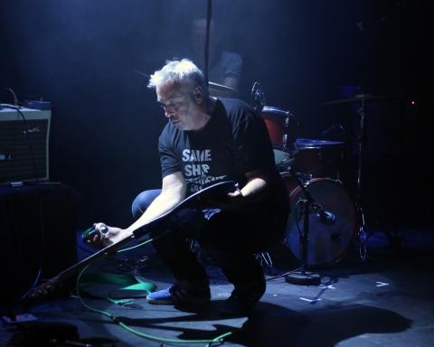 The Dead C live at Alice, Copenhagen, Denmark
