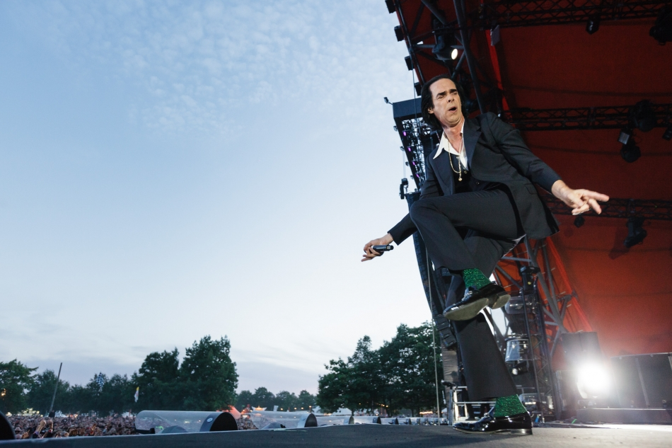 Nick Cave and the Bad Seeds live at Roskilde Festival 2018