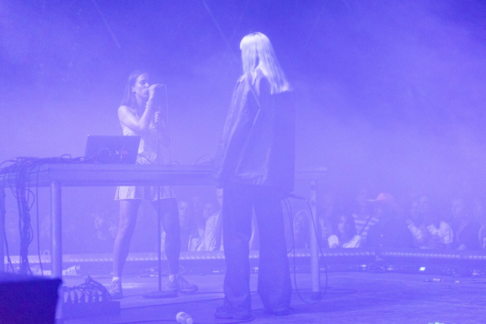 Smerz live at Roskilde Festival 2018