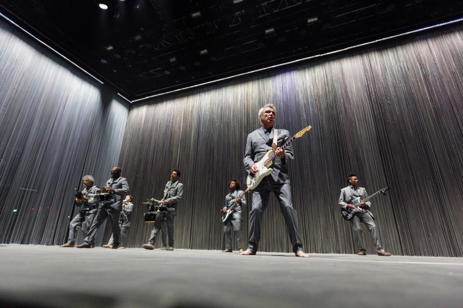 David Byrne live at Roskilde Festival 2018