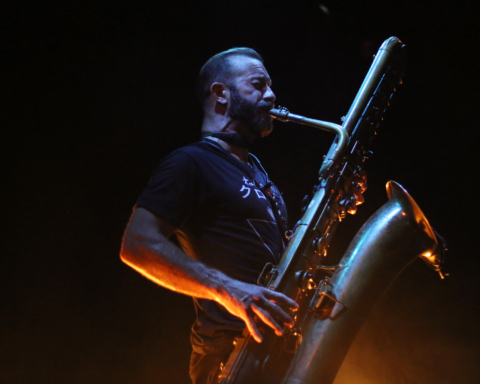 colin stetson live at alice in copenhagen