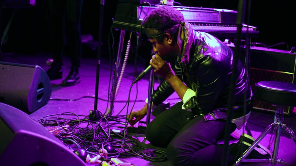 Algiers live at Hotel Cecil, Copenhagen