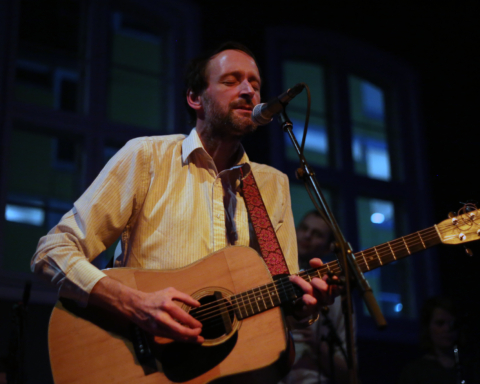 Alasdair Roberts and Völvur live at Christianshavn Beboerhus in Copenhagen