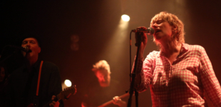 Mekons live at Alice in Copenhagen