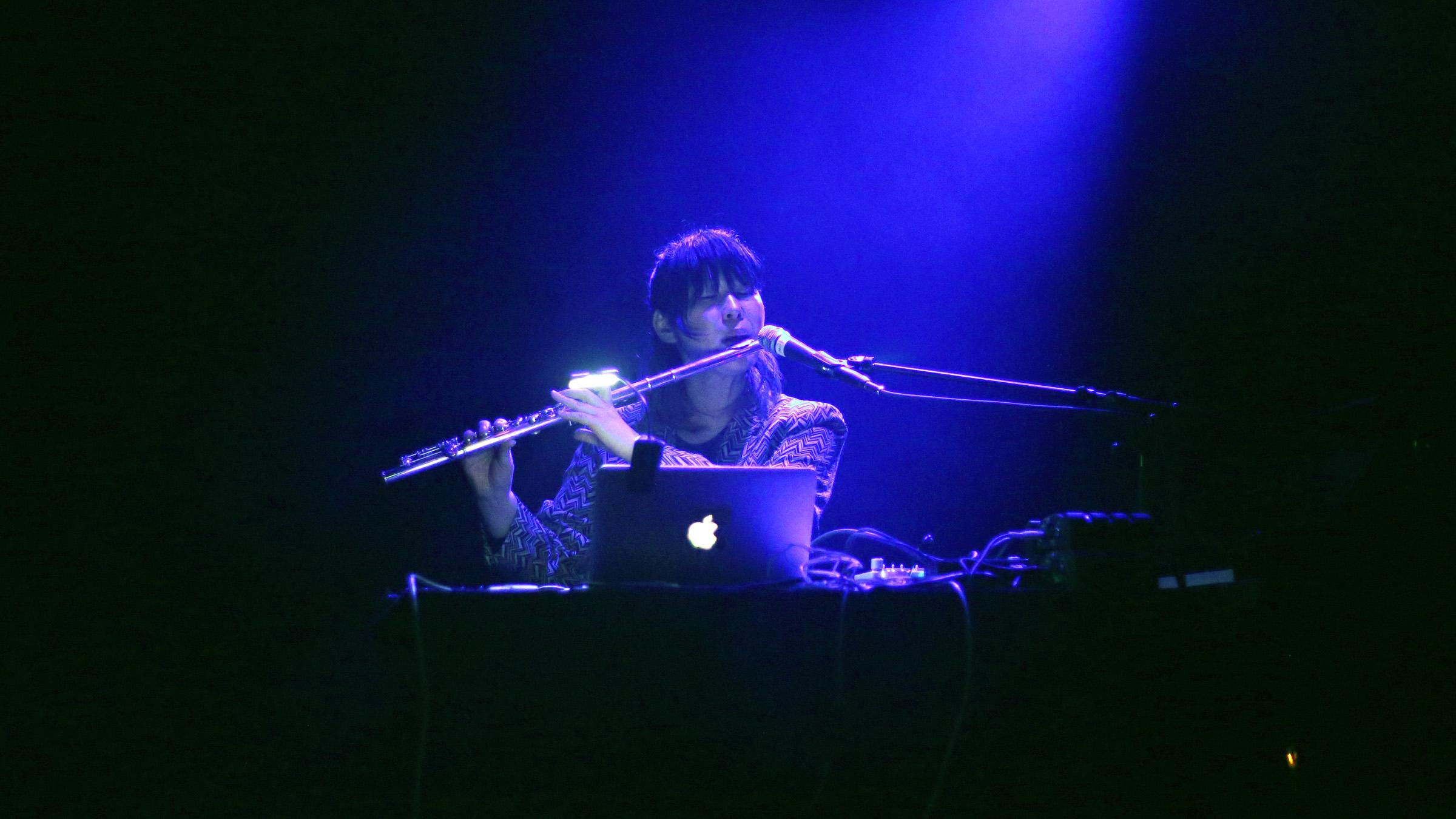 Eiko Ishibashi live at Alice Copenhagen
