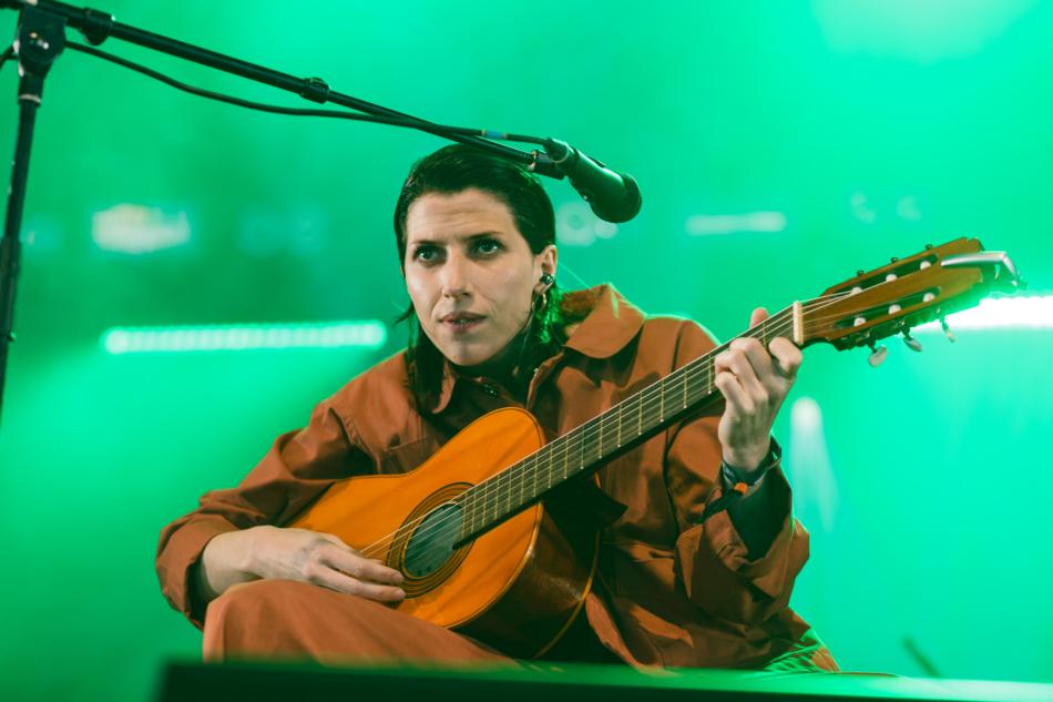Aldous Harding live at Roskilde Festival 2019