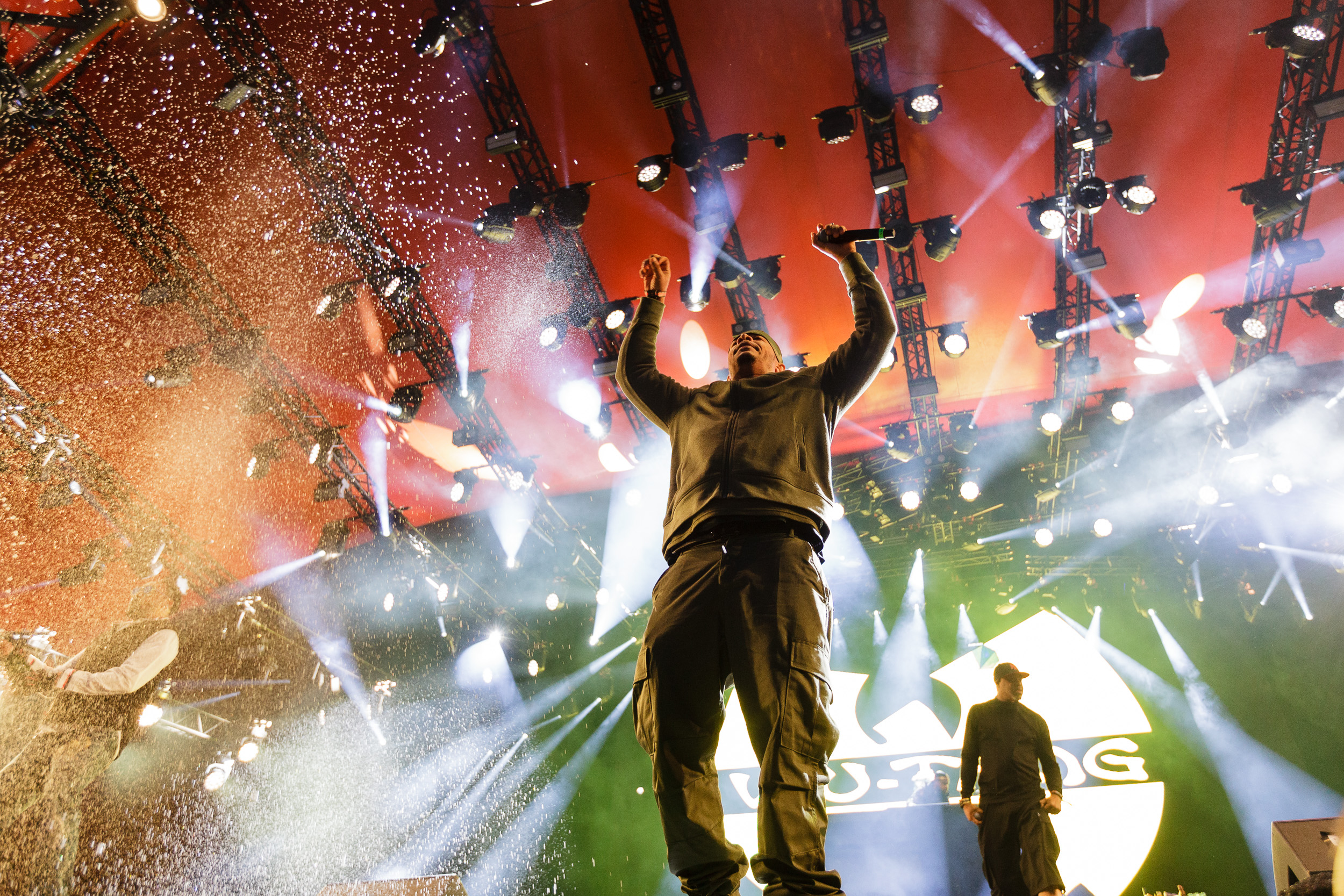 wu-tang clan live at roskilde festival